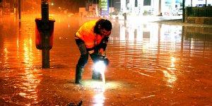 Lefkoşa için şiddetli yağış uyarısı