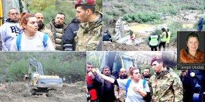 """""""Kayıp"""" Gaye Soyutok'un bulunmasında Kayıplar Komitesi ekibi kilit rol oynadı…"""