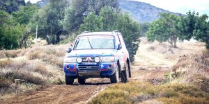 Offroad Rally-Sprintte sezon tamamlanıyor