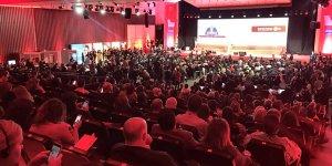 Sosyalistler gelişmiş Avrupa, refah bir dünya hedefliyor