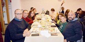 Gazeteciler, yeni yıl balosunda buluştu