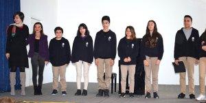 Piyano Performanslarıyla AGSL Öğrencileri Sahnede