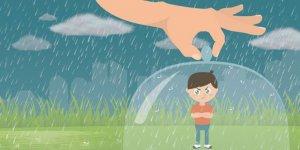 Aşırı koruyucu anne baba tutumu