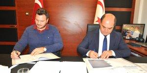 """Değirmenlik Belediyesi'nde  """"Kanalizasyon Atıksu Projesi"""" için  ilk adım"""