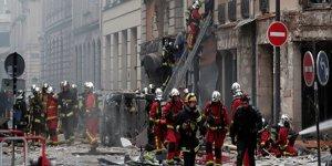 Paris'te fırında patlama: 4 ölü