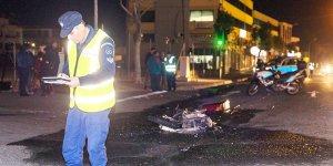 Limasol'da kaza: 1 kişi hayatını kaybetti