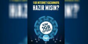 """""""Kim 1 GB İster ?"""" BiP Kullanıcılarına Keyifli Anlar Yaşatacak"""