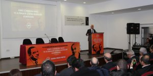 UBP Denktaş ve Küçük'ü andı: Dünya KKTC gerçeğini kabulleniyor