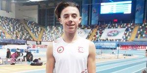 Taygun'dan çifte Türkiye şampiyonluğu