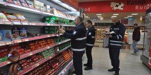 Değirmenlik Belediyesi 108 işyerini denetledi