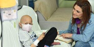 Kanser gerçeği: Bir yılda 19 bin 416 muayene, 547 yatılı tedavi