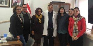 Evrensel Hasta Hakları  ziyaretlere başladı