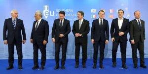 Avrupa'nın kalbi Kıbrıs'ta attı