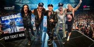 Scorpions Şubat'ta Limasol'da olacak
