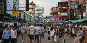 Tam 21 kelimelik adı var; Bangkok