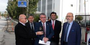 """Elçil'e """"Türkiye sevgisine karşı saygısızlık""""tan suç duyurusu"""