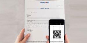 Creditwest Bank teminat mektuplarını dijital ortama taşıdı.