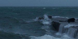 Aman dikkat! Deniz hafta sonu da dalgalı!