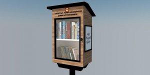 """""""Sokak kütüphaneleri"""" Lefkoşa'da hayat buluyor"""
