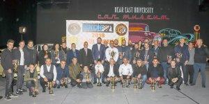 Drift ve Offroad Ralli-Sprintte ödüller verildi