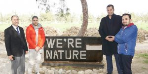 """We Are Nature"" isimli kafe açıldı"