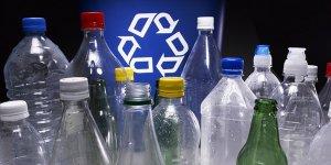 Limasol'da plastik için geri dönüşüm