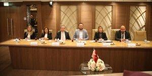 Çeler Ankara'da Selçuk ile biraraya geldi