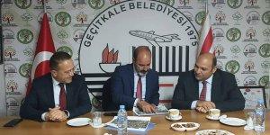 Geçitkale Belediyesi'ne 9 dönümlük arazi tahsis edildi