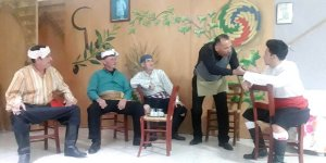 Serdarlı'da tiyatro heyecanı