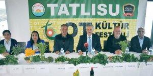 Dördüncü Tatlısu Ot Kültür Festivali Pazar günü gerçekleşiyor