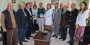 Teneke Çocuk Projesi'nden Mağusa Hastanesi Çocuk Bölümü'ne cihaz