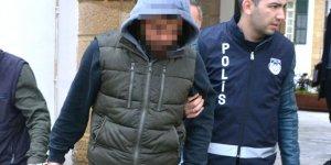 Protesto gösterisine katıldı, tutuklandı
