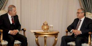 Cumhurbaşkanı Akıncı, Sanayi Odası'nı kabul etti