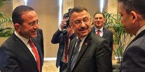 Şahali, Türkiye'de temaslarda bulundu