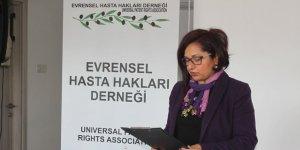 """""""Kadınların sağlığa erişim hakkı güvence altına alınmalı"""""""