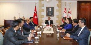 Elektrikte 'ortak' toplantı