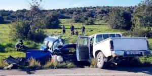 Trafikte; 6 ayda,  11 ölüm