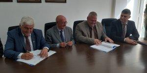 Dome Sözleşmesi'nde imzalar atıldı