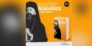 Makarios'un yaşamı kitap oldu