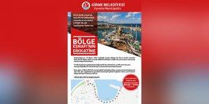 Girne Antik Limanı'nda tek yön uygulaması