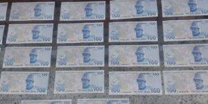 "Sahte ""100 TL"" banknotlara dikkat"
