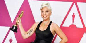 Lady Gaga'nın Oscar'ı  'Shallow' ile geldi
