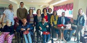 CTP Kadın Örgütü Yaşam Evini ziyaret etti