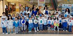 Cıty Mall AVM, Dünya Su Günü'nü özel etkinliklerle kutladı...