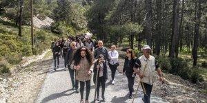 Prof. Dr. Bayram Göçmen'in anısına yürüdüler