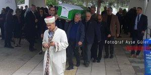 Türkan Aziz'e son veda