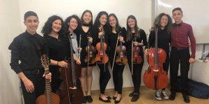 İskele ve Akdoğan Küçüklerinden Sanat Dolu Ziyaret