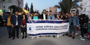 LAÜ'den Down Sendromu Farkındalık yürüşüne destek