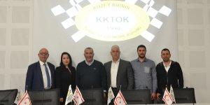 Tigin Kişmir yeniden başkan