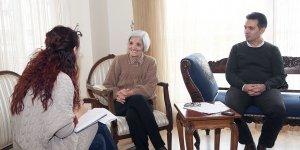 Eşi ve oğlu  Mustafa Çağatay'ı anlattı